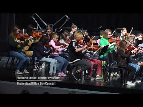 RSD Orchestra All Day, Day - Libby Middle School - March of the Kings