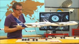 C'est pas sorcier -A380, le nouveau géant du ciel