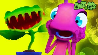 Oddbods Present: Antiks | MR CHOMPY | Funny Cartoons For Kids