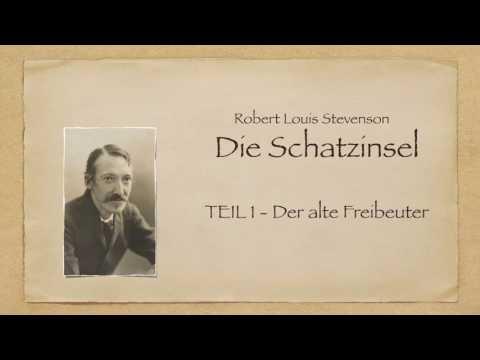 Robert L. Stevenson: DIE SCHATZINSEL  Teil 1: Der alte Freibeuter  Hörbuch