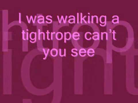Paul Freeman - Tightrope Lyrics