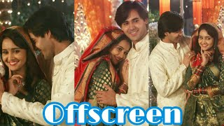 YUDKBH Offscreen masti - samaina engagement pics & Offscreen masti | Randeep Rai | Ashi Singh