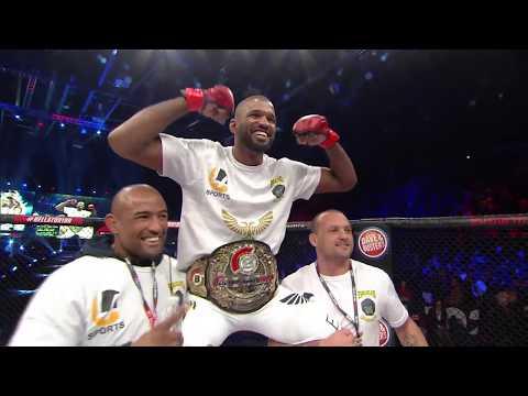 Bellator 190 Highlights - MMA Fighting