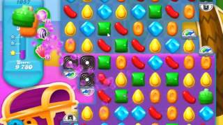 Candy Crush Soda Saga Level 1057 - NO BOOSTERS