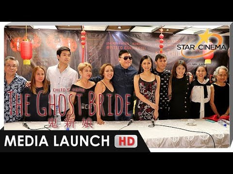 [FULL] 'The Ghost Bride' Media Launch