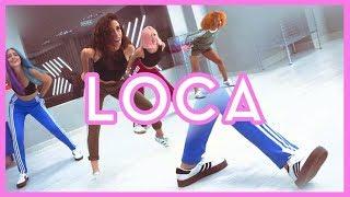 Sweet California - Coreografía Loca
