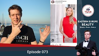 Don't let this former Russian yacht girl fool you!   Vodka Vodkast 073