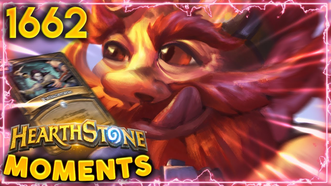 The DOUBLE Topdeck ALL ROGUES ARE Dreaming Of | Hearthstone Daily Moments Ep.1662