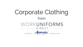 Corporate Clothing from Work Uniforms Direct