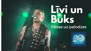 LĪVI un BUKS - Pēdas uz palodzes (Official video)