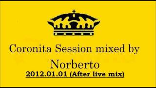 Coronita 2012 Happy New Year Recsegjetech live after mix by Norberto