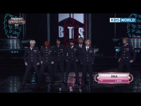 BTS - DNA / 방탄소년단 - DNA [2017 KBS Song Festival | 2017 KBS가요대축제/2017.12.29]