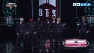 Video BTS - DNA / 방탄소년단 - DNA [2017 KBS Song Festival | 2017 KBS가요대축제/2017.12.29] download MP3, 3GP, MP4, WEBM, AVI, FLV Juli 2018