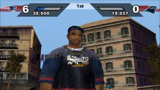 NFL Street 2 Unleashed PSP Gameplay HD