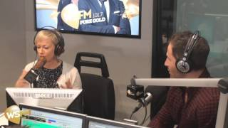 Sam and Sasha from The Bachelorette | WS FM101.7
