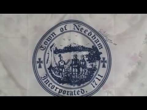 The History Of Needham In 100 Objects