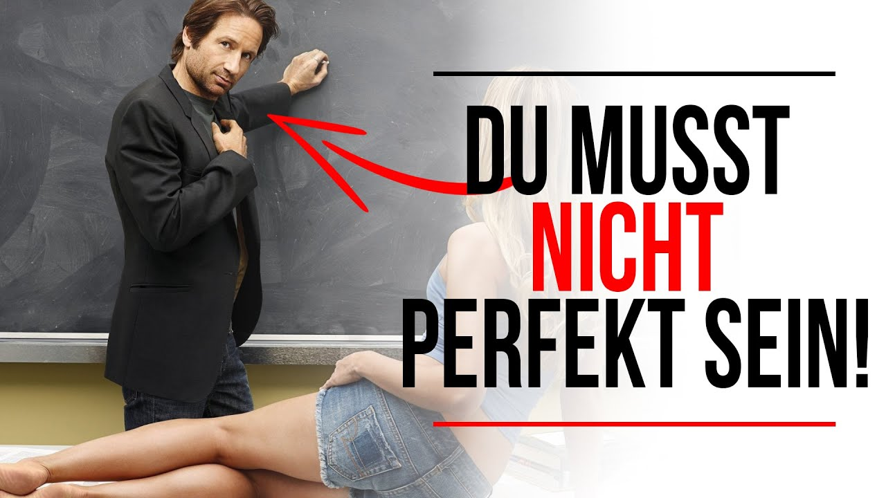 Du musst nicht perfekt sein! [Real Talk - Mateo Diem ...