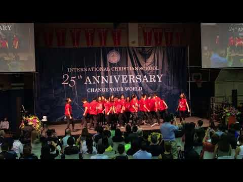 ICS 25th Anniversary Celebration Performance
