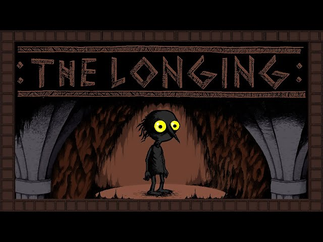 THE LONGING Gameplay