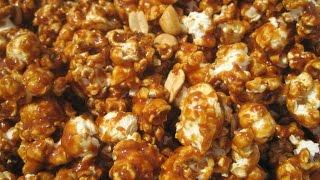Caramel Corn - How To Make Crunchy Caramel Corn Recipe