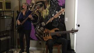 """Susan Williams & the Wright Groove Band """"One Way Street"""" Confessin' the Blues"""