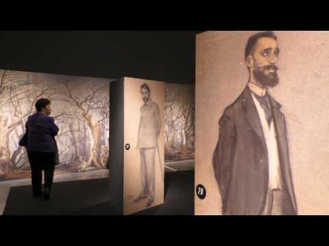 Exposició Enric Granados, de París a Goya