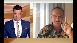 Cejrowski o #Kavanaugh i #konstytucja w Minęła 20 2018/10/11 TVP INFO