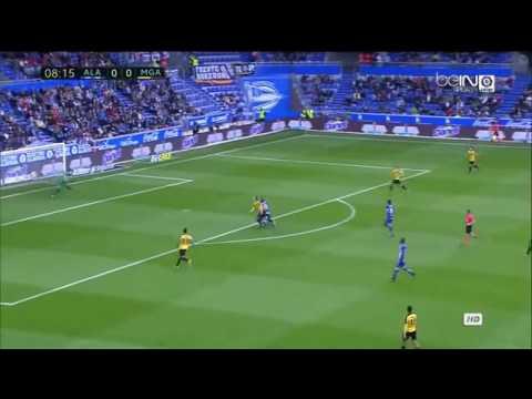 Highlights CD Alavés - Málaga CF