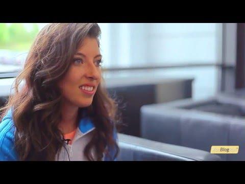 RunBlogRun Interviews Emma Bates @ adidas Boost Athletics Meeting