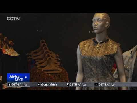 South African township designers take on the catwalk