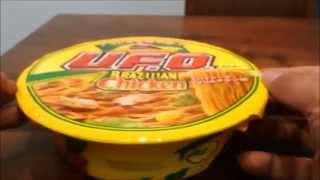 Nissin : Nissin Yakisoba U.f.o. Brazilian Chicken Yakisoba