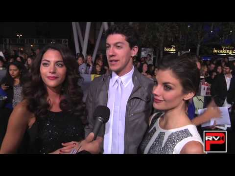 Jared Kusnitz, Sarah Habel and Inbar Lavi from MTV's Underemployed Top 5000 Sarah Habel