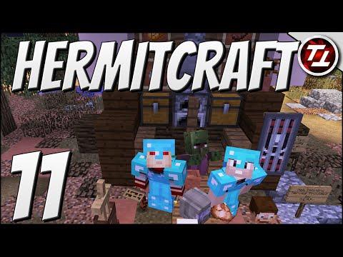 Minecraft :: Hermitcraft IV #11 - D.E.R.P....