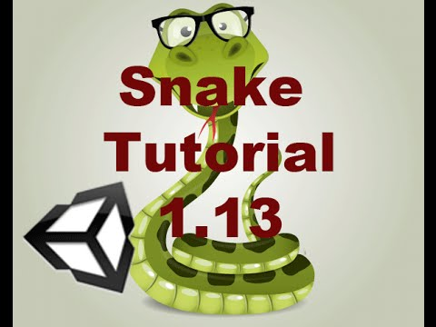 Unity Slither Snake Tutorial 1.13 [Multiplayer Intro] C#