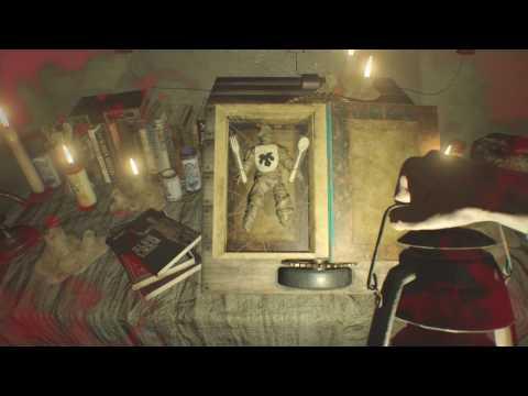 Resident Evil 7 Bedroom dlc Code for Bed Room Lock