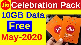 How to Activate Jio Celebration Pack May-2020