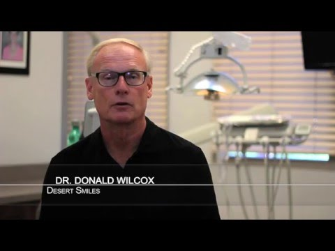 Sedation Dentistry Explained By Phoenix Cosmetic Dentist Dr. Donald Wilcox