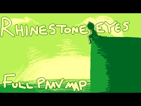 RHINESTONE EYES   FULL PMV MAP