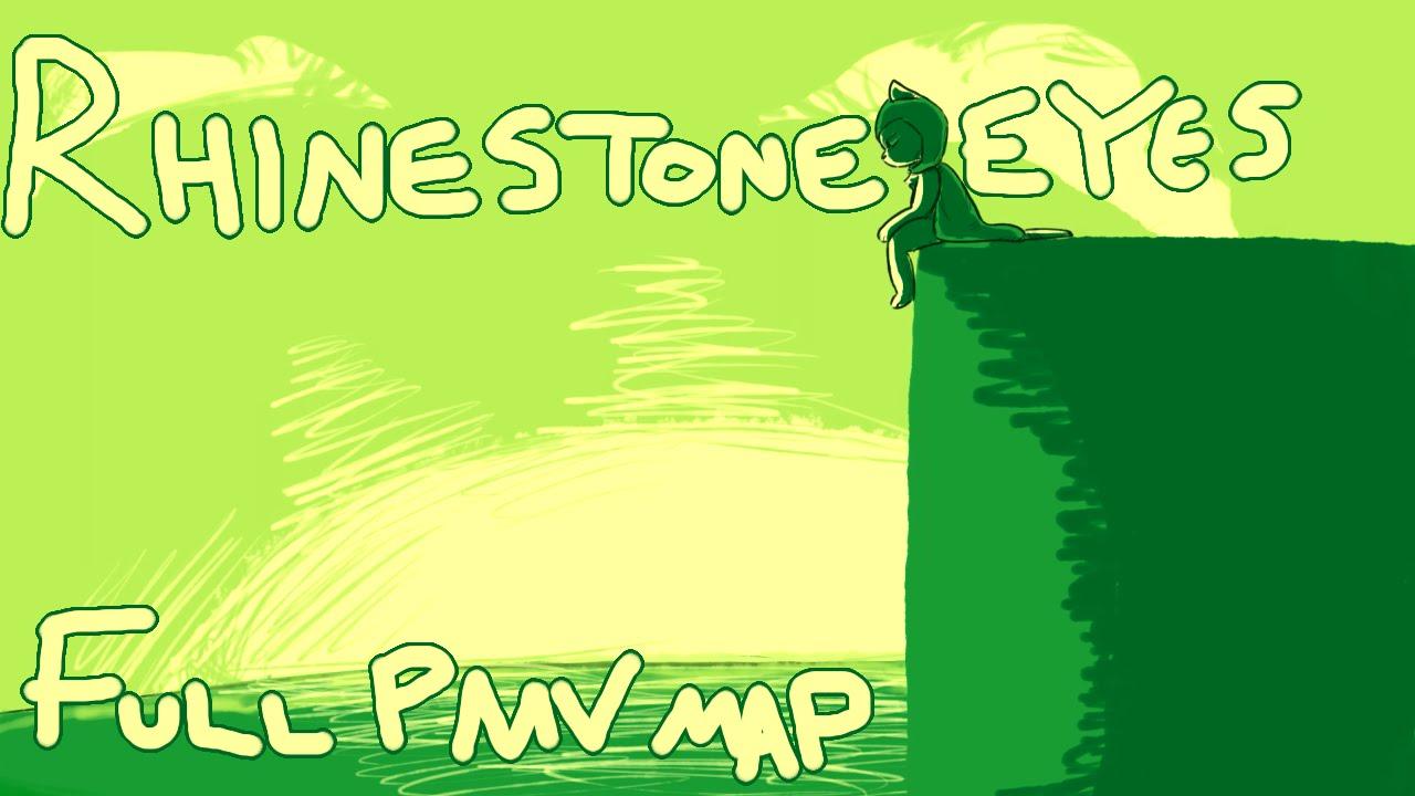 Rhinestone eyes lyrics