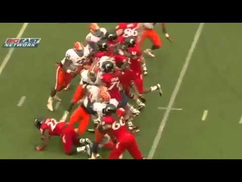 Cincinnati Bearcats Football Trick Play