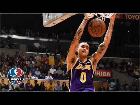 Kyle Kuzma's career-high 41 spoils Blake Griffin's Staples Center return | NBA Highlights