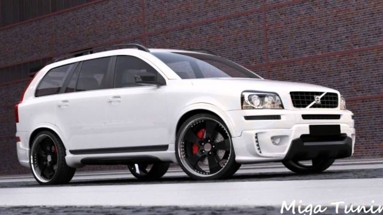 volvo xc90 tuning body kit youtube