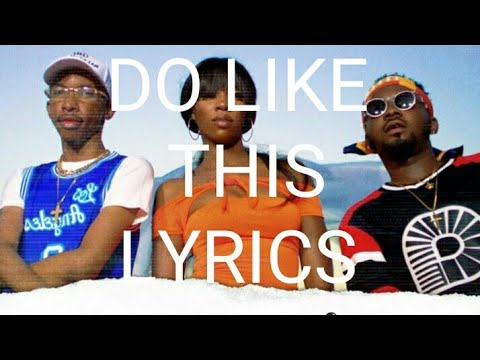 DJ Consequence  do like this LYRICS ft Tiwa Savage x Mystro
