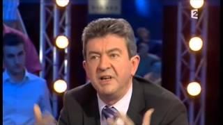 Jean-Luc Mélenchon - On n'est pas couché 14 novembre 2009 #ONPC