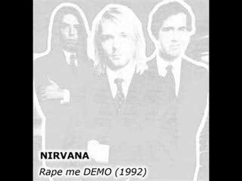 Rape me demo 1992