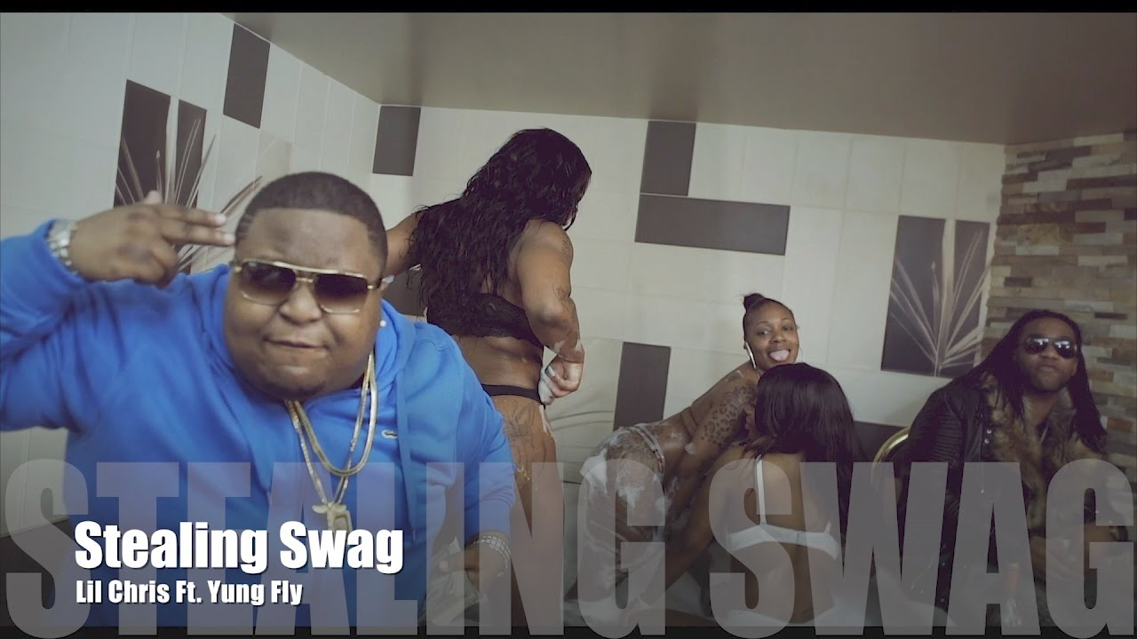 Lil Chris Ft. Yung Fly - Stealing Swag (Music Video) - YouTube