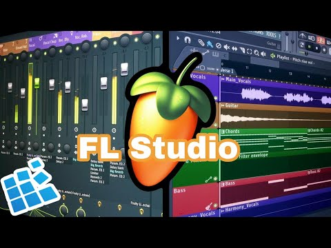 FL Studio 12 On Exagear Windows Emulator [ Android ]