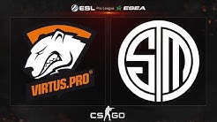 CS:GO - Virtus.Pro vs. TSM [Mirage] - ESL ESEA Pro League Dubai Invitational - Grand Final Map 5