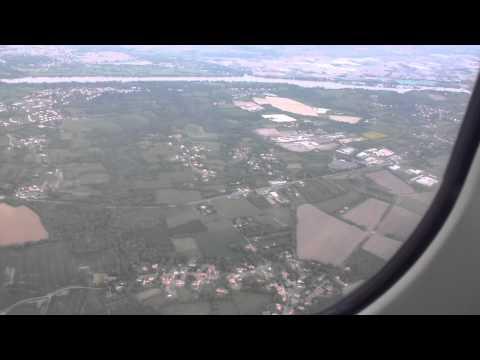Fokker 50 City Jet - D'Orly à Nantes - 1 -