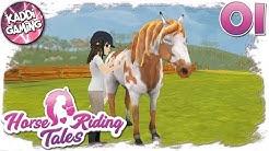 Horse Riding Tales 🦄 Das neue kostenlose Spiel für's Handy #01